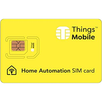sim karte f r home automation things mobile. Black Bedroom Furniture Sets. Home Design Ideas