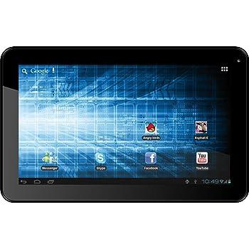 "Storex eZee Tab1002 4GB - Tablet de 10"" (WiFi, 4 GB, 1 GB RAM, Android 4.1.2), negro"