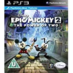 Disney Epic Mickey 2 - The Power of Two (Sony PS3) [Import UK]