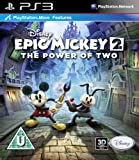 Cheapest Disney's Epic Mickey: The Power Of 2 on PlayStation 3