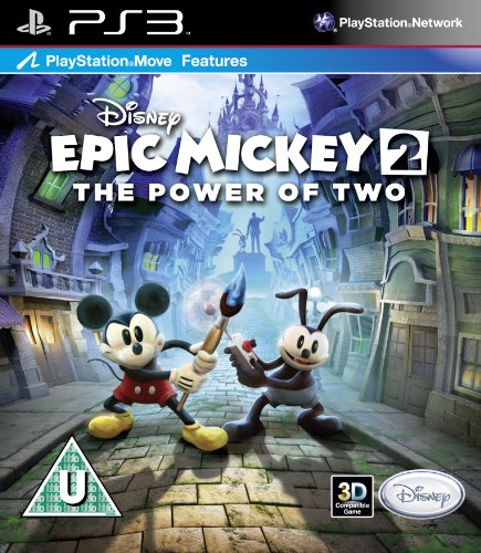 Disney Epic Mickey 2 - The Power of Two [Edizione: Regno Unito]