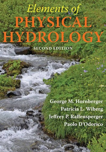 Elements of Physical Hydrology