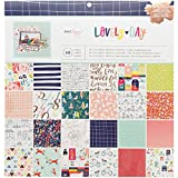 American Crafts Lovely Day Stack Especial 30x30 por Dear Lizzy