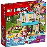 Unbekannt Lego Juniors Friends Stephanies Haus am See, 215 Teile