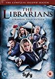 The Librarians - The Complete Second Season [DVD] [UK Import]