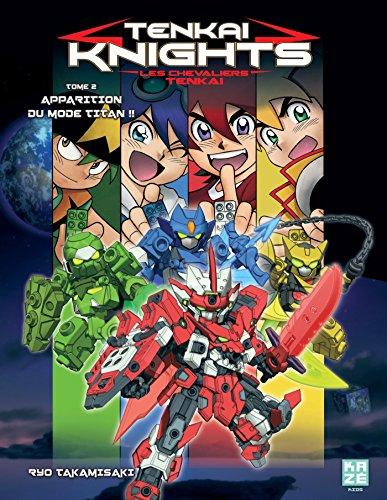 Tenkai Knights T02