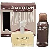 Rasasi Ambition Pour Homme Eau de Parfum 70ml + 150ml Deo Lv-Frzz-Fu7G 70ml