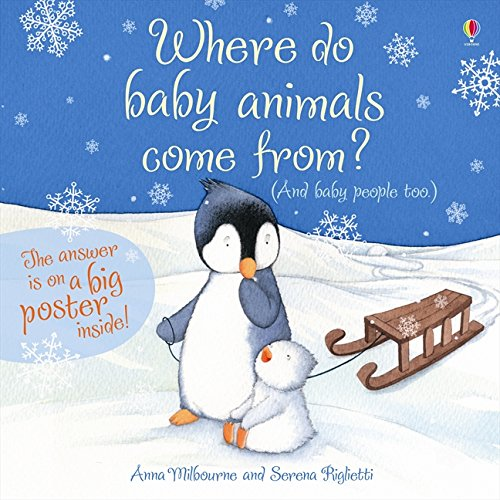 Where Do Baby Animals Come From? (Picture Poster Books)