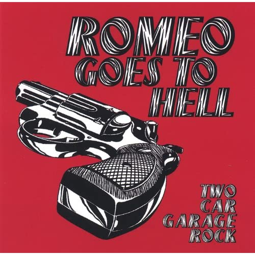 Two car garage rock explicit by romeo goes to hell on for Rock auto garage