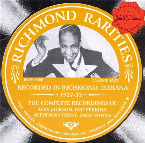 Richmond Rarities 1927-33 Test