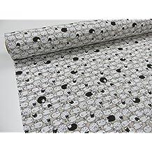 Marutx – Metraje 0,50 mts tejido loneta estampada Ref. Shea, con ancho 2,80 mts.