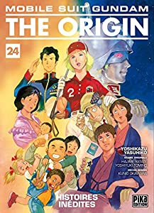 Mobile Suit Gundam - The Origin Edition simple Tome 24