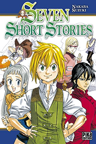 Seven Short Stories: Seven Deadly Sins