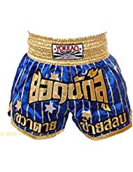 yokkao Thai Boxs Hort yodd Echa Blue