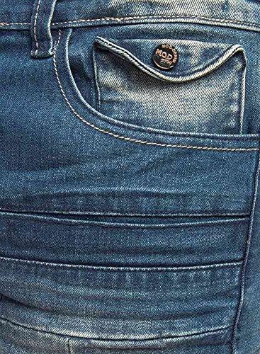 M.O.D - Jeans - Homme Bleu Hawaii Blue Bleu - Hawaii Blue