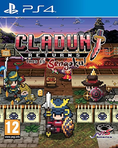 Cladun-Returns-This-is-Sengoku-PS4