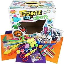 Grafix Gigantic Box of Craft - Más de 300 piezas