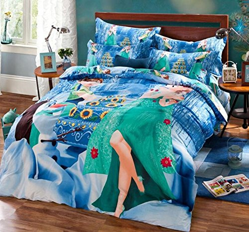 dairy-queen-100-cotton-3-piece-bedding-sheets-includes1-duvet-cover-1-pillow-sham-1-bed-sheet-green-