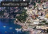 Amalfiküste 2019 (Wandkalender 2019 DIN A3 quer): Amalfi, Sorrent, Positano - Italien von der schönsten Seite (Monatskalender, 14 Seiten ) (CALVENDO Orte) -