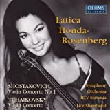 Violin Concerto No. 1 in A Minor, Op. 77: I. Nocturne: Moderato