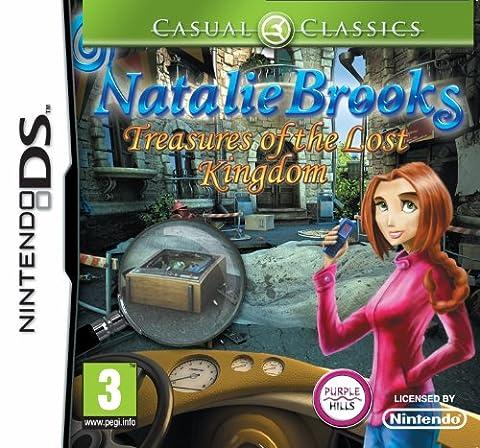 Nathalie Brooks: treasure of the lost kingdom