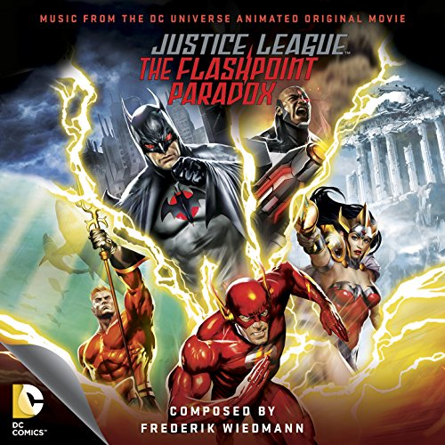 Justice League: The Flashpoint...