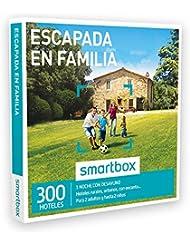 SMARTBOX - Caja Regalo - ESCAPADA EN FAMILIA - 300 hoteles rurales, haciendas, hoteles urbanos, hoteles con encanto