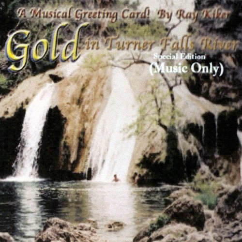 Gold in Turner Fall River (Music Only) Turner Fall