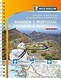 Michelin Straßenatlas Spanien & Portugal mit Spiralbindung (MICHELIN Atlanten) -