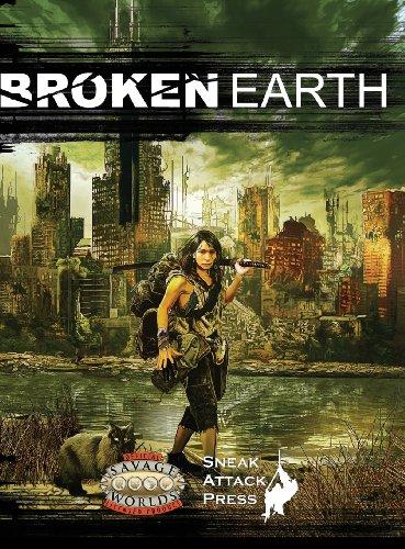 Broken Earth (Savage Worlds) por Matthew J. Hanson