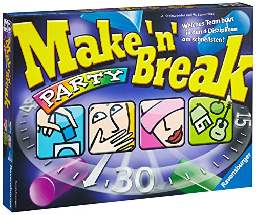 Ravensburger - Make'n Break Party