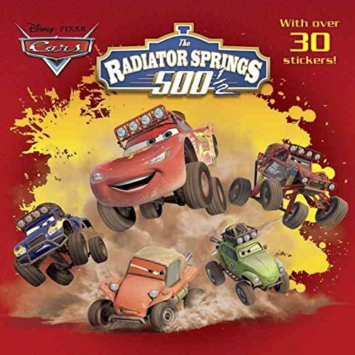 [(Radiator Springs 500 1/2 (Disney/Pixar Cars))] [By (author) Frank Berrios ] published on (January, 2015)