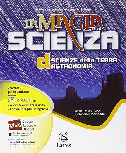 La magia della scienza. Con e-book. Con espansione online. Con DVD. Per la Scuola media: 4