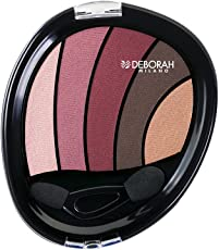 Deborah Milano Perfect Smokey Eye Palette, 02 Rose, 5ml