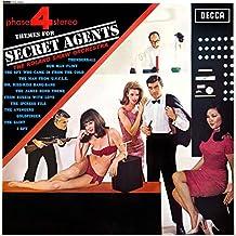 Themes For Secret Agents [Vinilo]