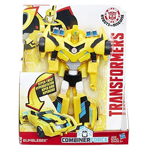 In Disguise Wechsler in 3Schritten Bumblebee Figur (Auslaufmodell) (Transformer Bumblebee)