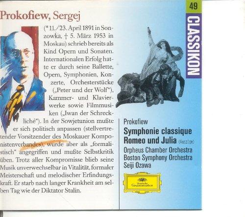 Preisvergleich Produktbild Sinfonie Classical / Romeo und Julia