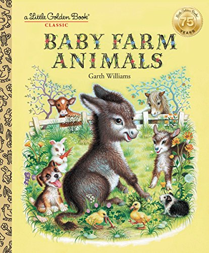 Baby Farm Animals (Golden Baby) por Garth Williams
