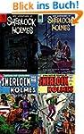Sherlock Homles Comics (1950 - 1960)...
