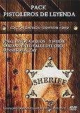 Pack PISTOLEROS DE LEYENDA: Joko, Invoca a Dios y Muere / Sartana en el Valle del Oro / Minnesota Clay [DVD]