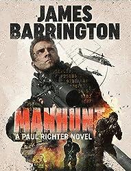 Manhunt (An Agent Paul Richter Thriller Book 1) (English Edition)