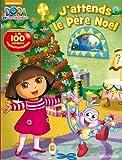J'attends le père Noël : Grand livre d'activités avec stickers...