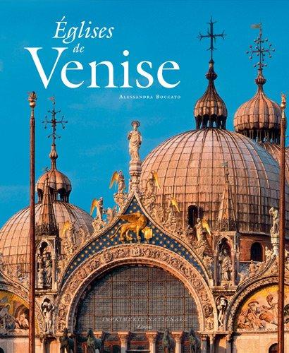 Eglises de Venise par Alessandra Boccato