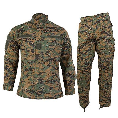 camouflage-militaire-vegetata-taille-s-veste-pantalon-marpat-woodland-digital