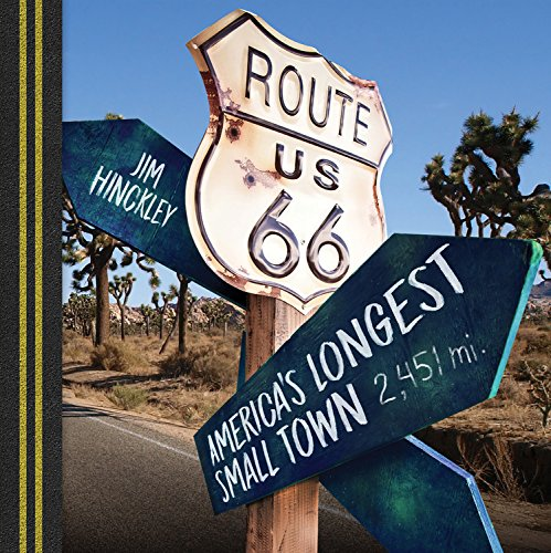 Preisvergleich Produktbild Route 66: America's Longest Small Town