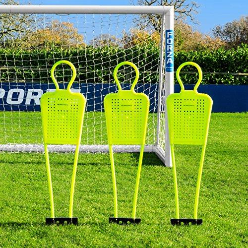 FORZA Astro Fußball-Dummies (Unterlage Werden enthalten) (Einzeln, Mini)