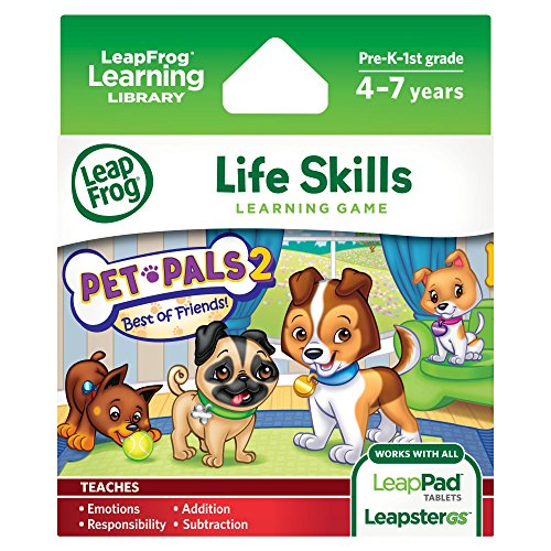 LeapFrog Explorer Game: Pet Pals 2 Best of Friends