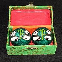 QTZS Chinesisches Traditionelles Gesundheitsball Cloisonne Dekompression Handball 40mm,C preisvergleich bei billige-tabletten.eu