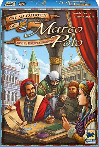 """Schmidt Spiele 48280\"""" Marco Polo, Erweiterung Strategiespiel"""