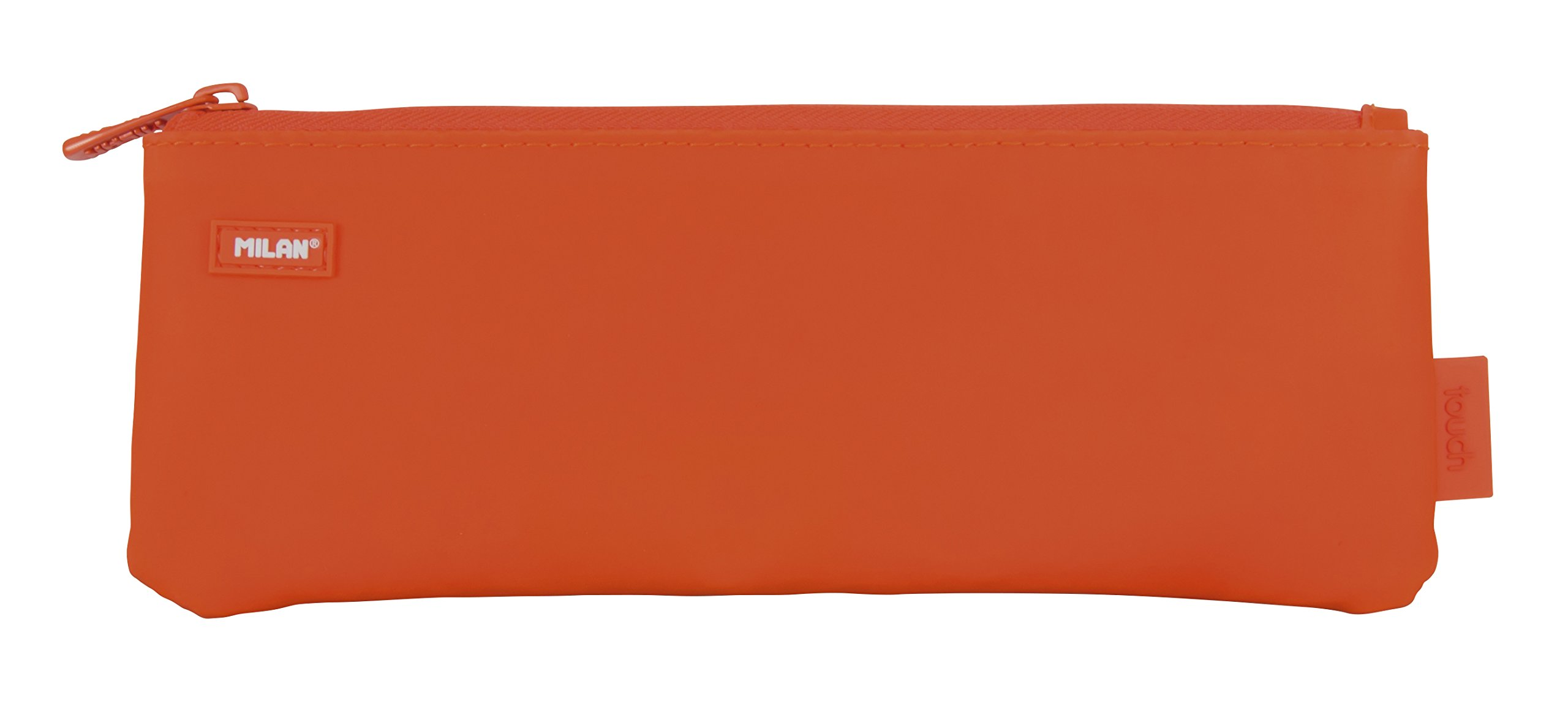 Milan Touch Estuches, 23 cm, 0.2 Litros, Naranja